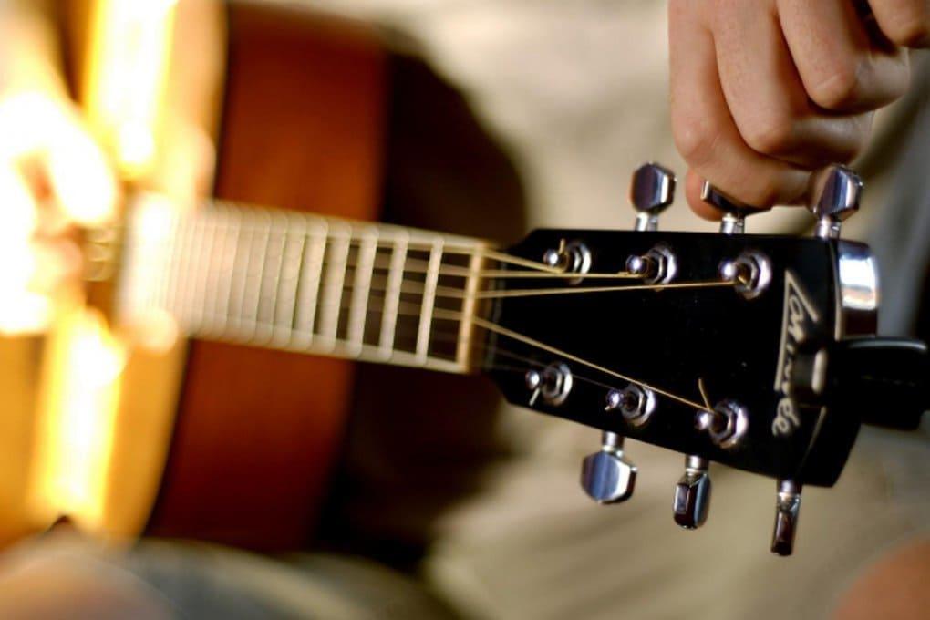 Программа подбирать ноты гитара
