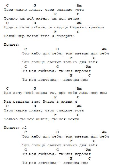МИНУСОВКА МЕЛОДИЯ ПЕСНИ ЗА ГЛАЗА ТВОИ КАРИЕ СКАЧАТЬ БЕСПЛАТНО